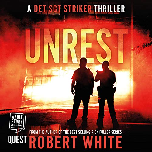 Unrest cover art