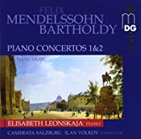 Mendelssohn: Piano Concertos 1 & 2, Piano Music by Elisabeth Leonskaja