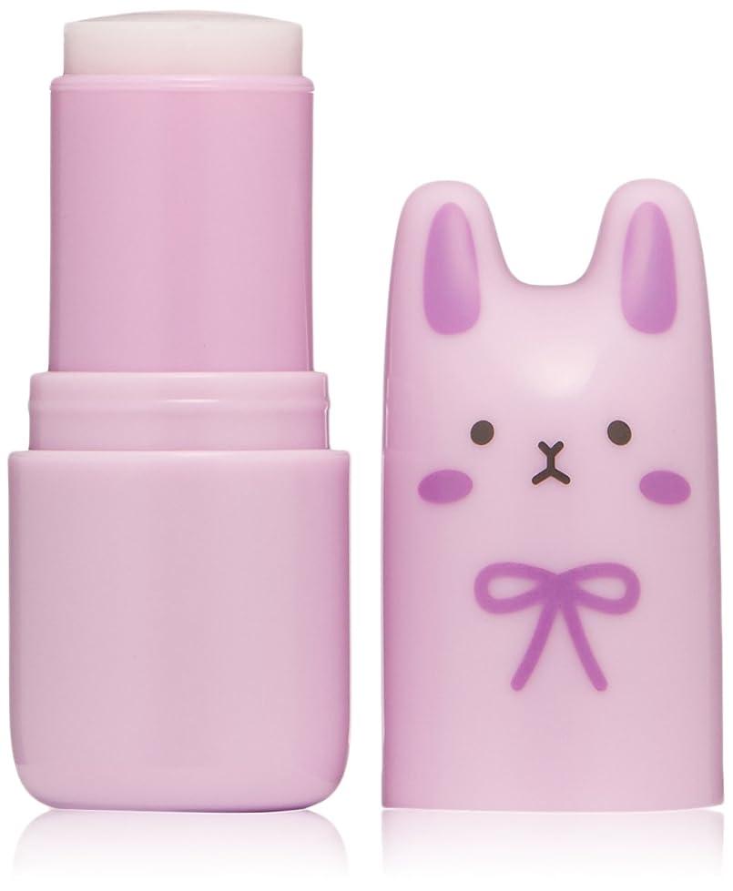 雇う本体円形TONYMOLY Pocket Bunny Perfume Bar #03 Bloom Bunny/トニーモリー ポケット バニー パフュームバー #03 ブルームバニー