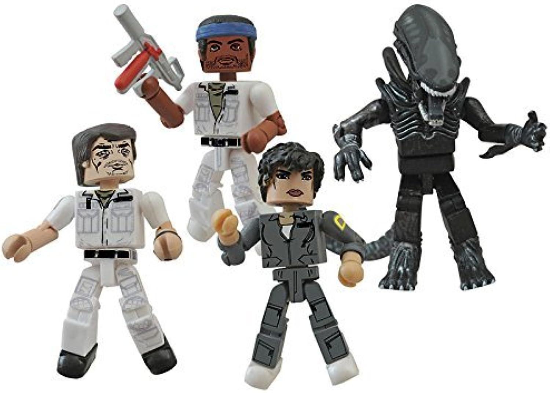 hasta un 50% de descuento Diamond Select Juguetes Alien    5th Anniversary Minimates Box Set by Diamond Select  todos los bienes son especiales