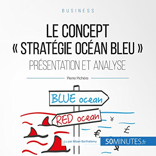 """Le concept """"stratégie Océan bleu"""". Présentation et analyse audiobook cover art"""