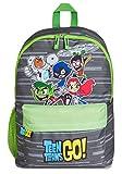 Teen Titans Go! Zaino Bambino Per Scuola Elementare, Asilo E Scuole Medie, Zainetto Teen Titans, Idea Regalo Bambini