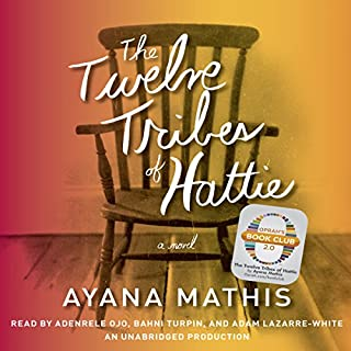 The Twelve Tribes of Hattie (Oprah's Book Club 2.0) audiobook cover art
