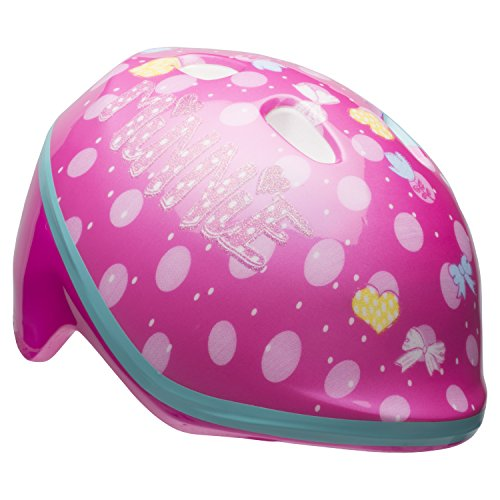 BELL Minnie Toddler Bike Helmet, Pink, Toddler (3-5 yrs.) (7094304)