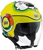 AGV Casco Moto Fluid E2205 Top Dd, Misano 2011, XS