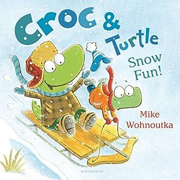 Croc & Turtle  Snow Fun!