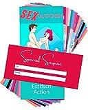 MÄNNERGESCHENK Sex Gutscheine für Paare (deutsch) - 14 erotische Verwöhngutscheine mit originellen Sex-Stellungen für den Freund, Mann