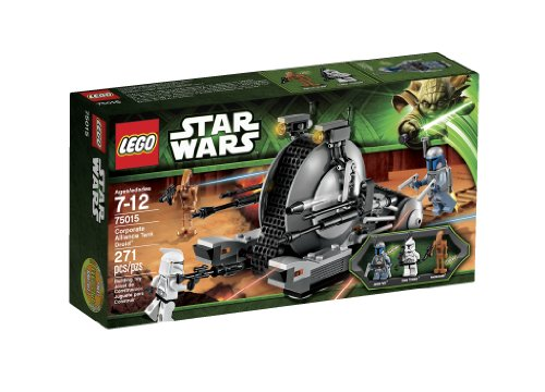 LEGO Star Wars Set #75013 Umbaran MHC [Mobile Heavy Cannon] (japan import)