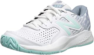 New Balance Women's 696v3 Hard Court Tennis Shoe