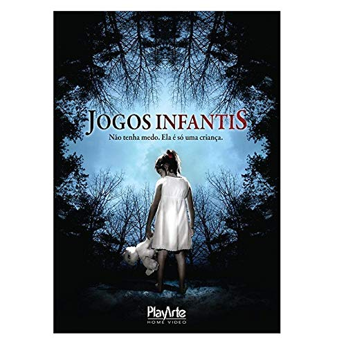 Jogos Infantis - DVD