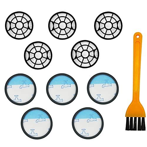 Pmandgk Piezas de Filtro HEPA para Rowenta Swift Power Cyclonic RO2932 RO2933 RO2957 RO2981 RO2910 RO2913 RO2915 NúMero de Pieza ZR904301