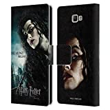 Officiel Harry Potter Bellatrix Lestrange Deathly Hallows VII Coque en Cuir à Portefeuille...