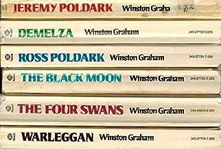 The Poldark Saga: Ross Poldark; Demelza; Jeremy Poldark; Warleggan; The Black Moon; The Four Swans (PBS TV Series 6 Volume Boxed Set, Volumes 1-6)