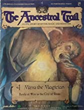 The Ancestral Trail Book No. 4: Mirra The Magician. An Epic Story of Myths, Magic and Monsters