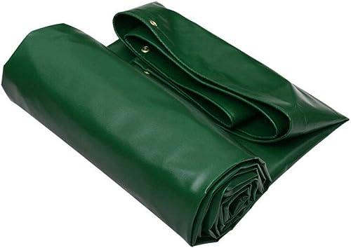 CJC Bache Lourd Devoir Haute Densité 65g m2 Vert 100% Imperméable (Taille   4x4m)