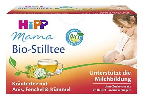 HiPP Mama Bio - Stilltee, 6er Pack (6 x 30 g)