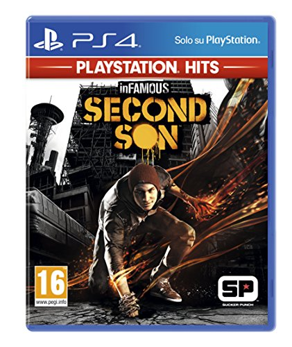 Infamous: Second Son (Ps Hits) - Classics - PlayStation 4