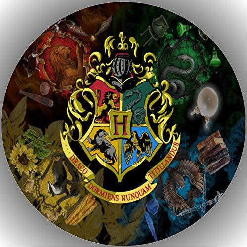 Fondant Tortenaufleger Tortenbild Harry Potter N12