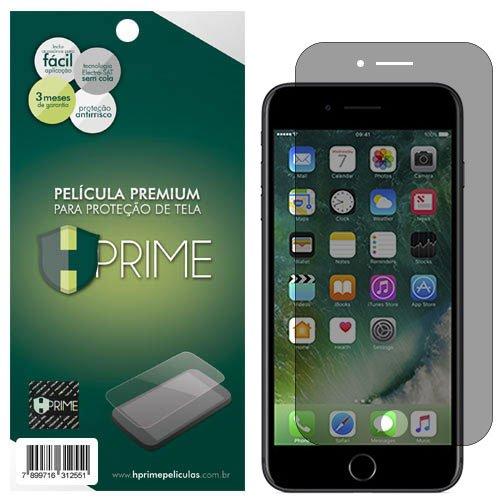 Pelicula de Vidro Temperado 9h para Apple iPhone 7 Plus/8 Plus - Privacidade, HPrime, Película Protetora de Tela para Celular, Transparente