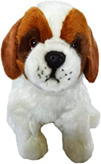 Kingdom Kuddles Bethoveen St.Bernard Plush Dog- Stuffed Animal Puppy