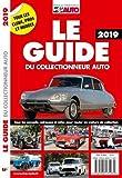 Le guide du collectionneur auto 2020