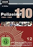 Polizeiruf 110 - Box 12: 1984-1985 (DDR TV-Archiv) [Neuauflage in Softbox]