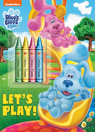 Let's Play! (Blue's Clues & You)