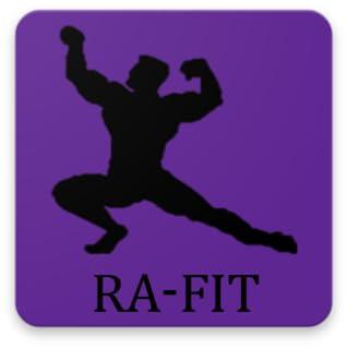 RA-Fit Free: Fitness App & Fitness Tracker