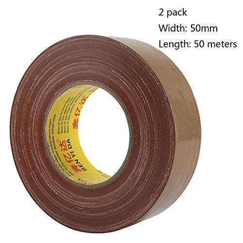 Doek tape hoge Lijm Strength Vloer tape Waterdicht Niet-Markering Leer Sterke Lijm tape BRON