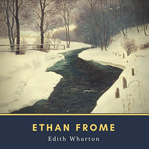 Ethan Frome cover art