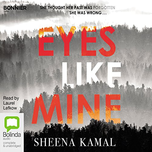Eyes Like Mine audiobook cover art