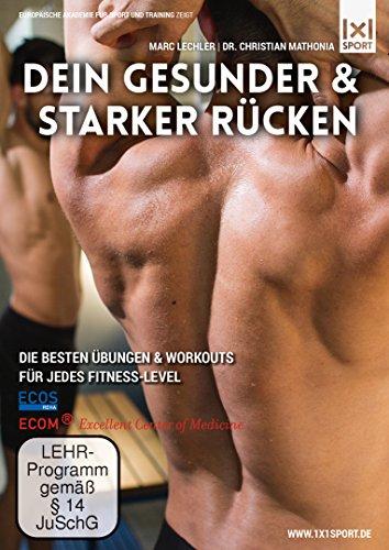 Dein gesunder & starker Rücken - Die besten Rückenübungen & Workouts für jedes Fitness-Level
