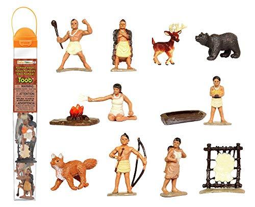 Safari Tubo Les Indiens Powhatan