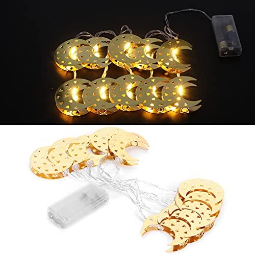 Cadena de luz, decoración esencial con luz LED decorativa para la familia para la decoración musulmana del Ramadán