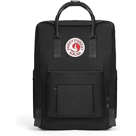 KALIDI Rucksack/Daypack Rucksack Mädchen Jungen & Kinder Damen Herren Schulrucksack mit laptopfach für 15 Zoll Notebook