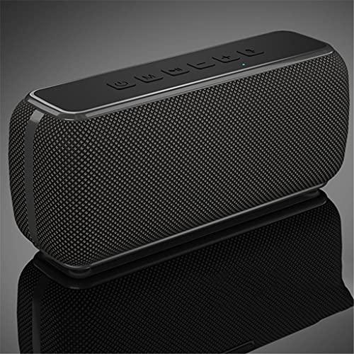 ZZNNN Altavoz Bluetooth subwoofer de Alto Volumen portátil Envolvente 3D para Exteriores, teléfono móvil, teléfono móvil, Audio doméstico inalámbrico