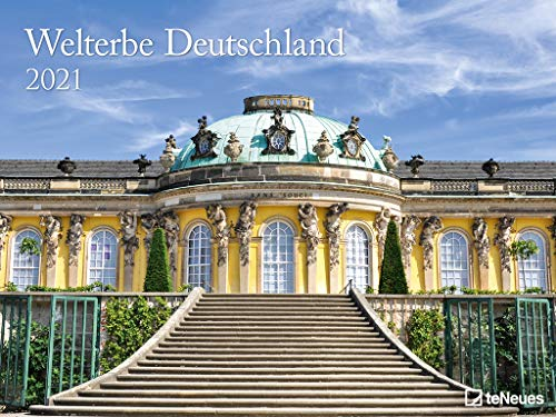 Welterbe Deutschland 2021 - Foto-Kalender - Poster-Kalender - 64x48 - Kultur