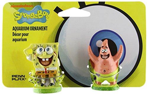 Penn-Plax Spongebob & Patrick-SBCP1 Filter Accessory