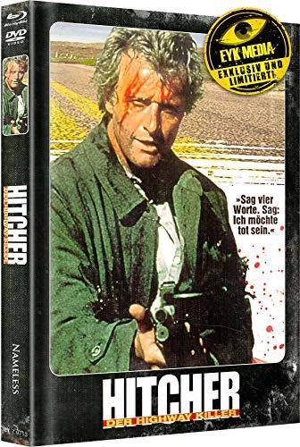 Hitcher, der Highway Killer - Limited Edition - Mediabook - Limitiert auf 555 (+ DVD) [Blu-ray]