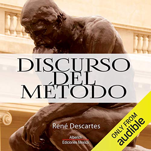 Discurso del Metodo [Discourse on Method] audiobook cover art