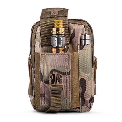 Ecigdiy Tactical Molle Tasche Kompakte...