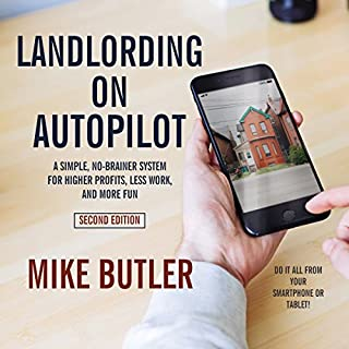Landlording on AutoPilot audiobook cover art