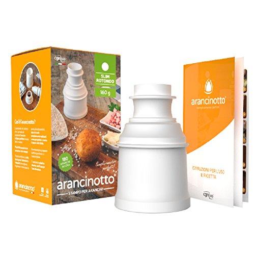 Arancinotto SLIM - Stampo per arancine rotonde di 160 grammi