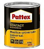 Pattex Cola de contacto universal instantánea multiusos, a prueba de agua, 500ml