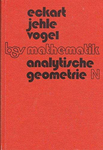 bsv mathematik: Analytische Geometrie
