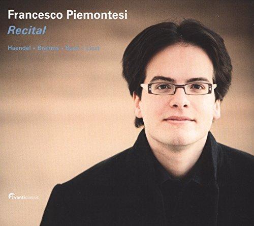 Recital Francesco Piemontesi
