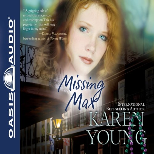 Missing Max audiobook cover art