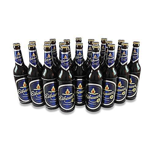 Eibauer Schwarzbier - (20 Flaschen à 0,5 l / 4,5% vol.)