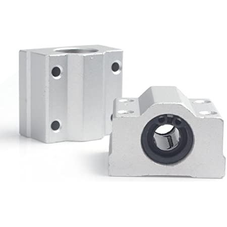 Techtonics SC8UU 8mm Linear Motion Ball Bearing Slide Block