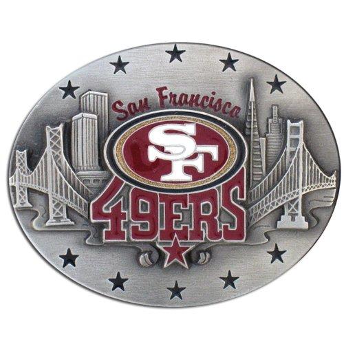 NFL San Francisco 49ers Belt Buckle